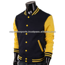 2014 hot stand collor cheap custom pink varsity jackets