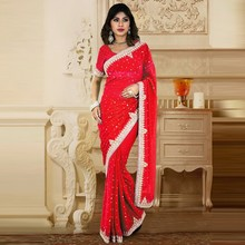 New Premium Indian And Pakistani Bridal Wedding Dresses Making Saree Material For Girls