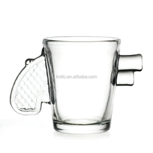 2oz Clear Shot Glasses Wholesale Customised Shot Glass Barware