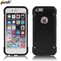 2016Luxury Armor case PC+TPU Combo shuockproof case for iphone7