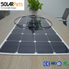 wholesale price 100W 18V Semi Flexible Sunpower Solar PV Modules