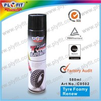 car tyre cleaner