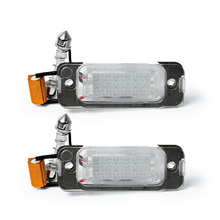 12V LED License Plate Light for ML350 W251 <strong>W164</strong> X164 ML400 GL450 GL500 R300 S400 R500
