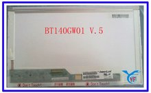 Grade A+ 14.0'' laptop LED screen BT140GW01 V.5