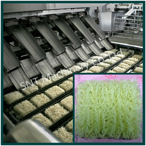 Automatic instant glass noodle production lines/Industrial non-freezing instant starch noodle vermicelli making production line