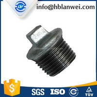 RING brand 290 plug Malleable Iron Pipe Fitting