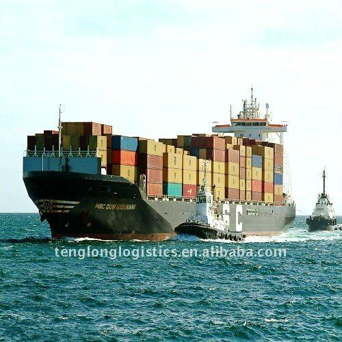 Freight forwarding service to Manchester Liverpool of UK from Shanghai Ningbo