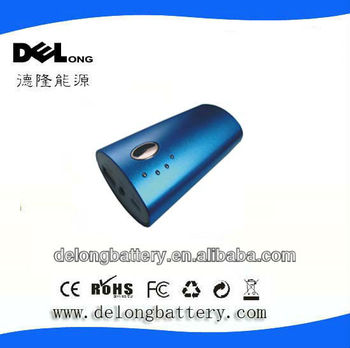 High capacity portable power bank for smartphones and other brand notebooks