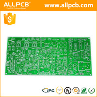 multilayer low cost FR4 gps tracking pcb