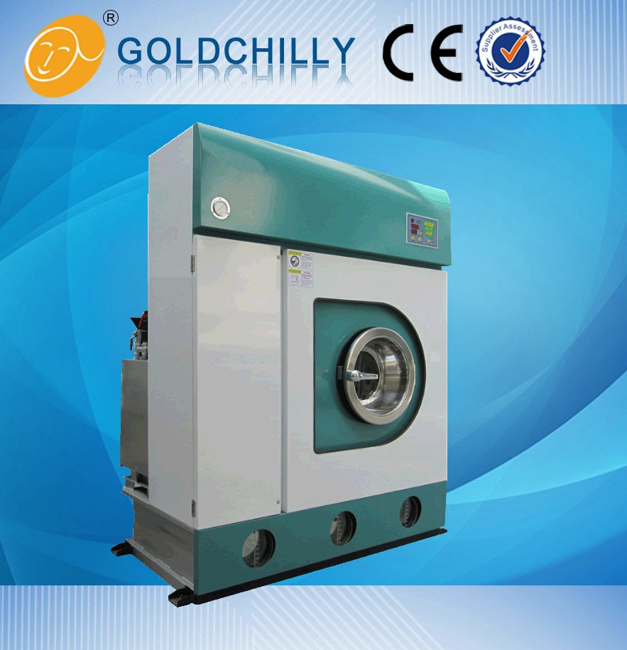 High-end garment dry cleaning supplies machine