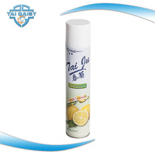 custom household air freshener spray deodorant use in home and hotel