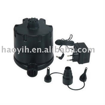 Hot sale factory supply Rechargeable Electric Air Pump