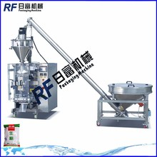 Stable and nice wheat flour bag filling packing machine