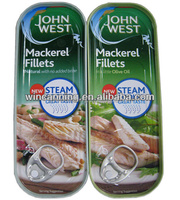Export Canned fish