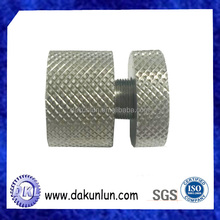 Customized stainless steel male and female screw