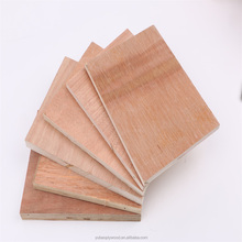 Yubao brand High quality Commerical Plywood / Bintangor Plywood / Plywood Scrap