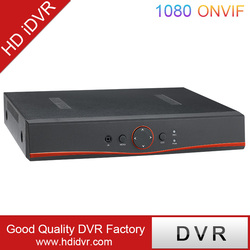 H.264 Network DVR with 4 Channels Video Input mini ahd dvr