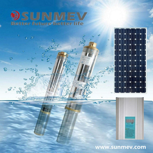 Applied in More than 50 Countries Cheapest price dc solar submersible water pump