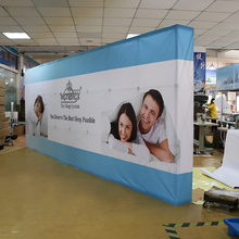Trade Show Equipment Fabric Frame Banner Stands