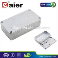 Daier aluminium electrical enclosures