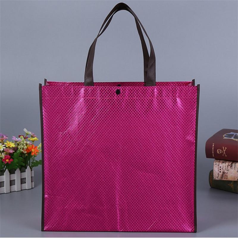 Promo strong Non-woven shopping bag reusable