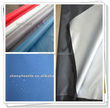 Quick deliver time waterproof 100% polyester taffeta fabric