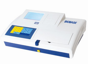 Semi-auto Biochemistry analyzer with name BIOBASE-Silver applicable Merieux reagent