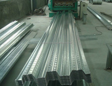 Z275 Galvanized corrugated steel sheet roofing decking/galvanized metal floor decking sheet