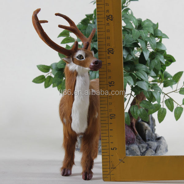 costom plush Animal deer wholesale new lowes outdoor christmas decorations