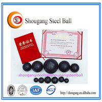 chemical industry used medium chromium low price cast iron ball