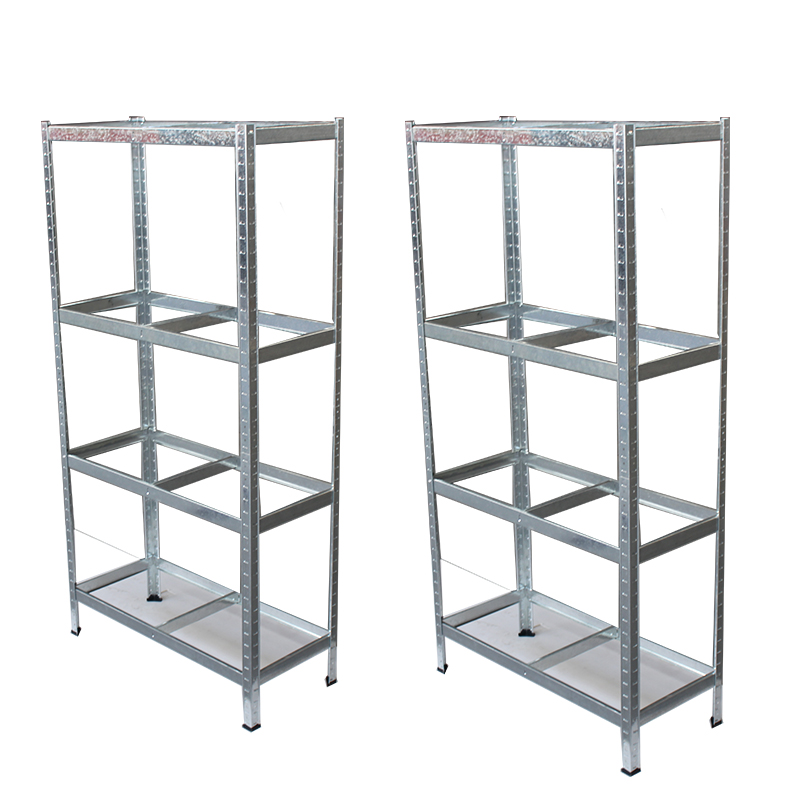 5 layers cold rolled steel storage rack shelf for warehouse