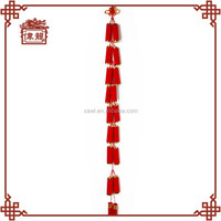 For new year Firecrackers shaped hanging decoration