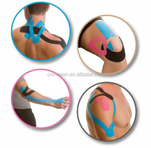 Free sample Soft Athletic tape light weight Sports bandage