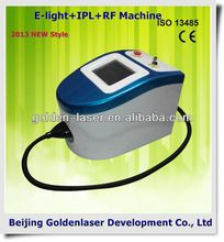 www.golden-laser.org/2013 New style E-light+IPL+RF machine laser diode for ctp