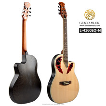 wholesale musical instruments EQ electric guitar acoustic