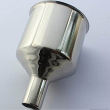 Quality stainless steel large funnel from china factory