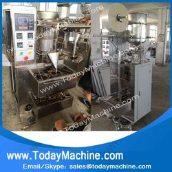0-300ml Popsicle / jelly / liquid beverage filling and packaging machines for liquid flow, like water, honey, fruit juice