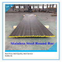 1.4301 SUS 304 Stainless Steel Round Bar Factory Manufacturer with Top Quality and Competitive Price