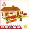funny farms series model blocks toy enlighten block building games