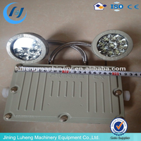 explosion proof wall mounted led emergency lights