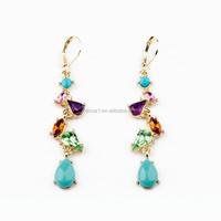 Fashion Earring italian jewelry brands Wholesale SJ-0014