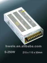 S-250W single output switching power supply