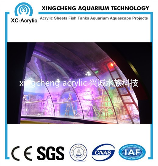 thick acrylic sheet aquarium