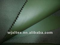 PU PVC coating for bag,shoes 1680D double yarn polyester oxford fabric