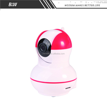 Dropshipping Wireless H264 720P CCTV Indoor Home Security Mini Smart Wifi IP Camera