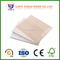 Factory Directly Sale Melamine Laminated Matte Boar / UV MDF sheets