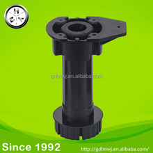 furniture legs plastic kitchen cabinet adjustable legs