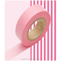 Multi-color Mixed Washy Masking Paper Tape
