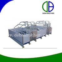 Sales pig farm equiment Pig Cage Equipment farrowing pen