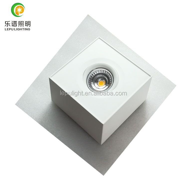 Scandinavia Anti-glare GYRO Surface downlight 95Ra dim warm 2000-2800k ACtec driver 5 yrs warranty